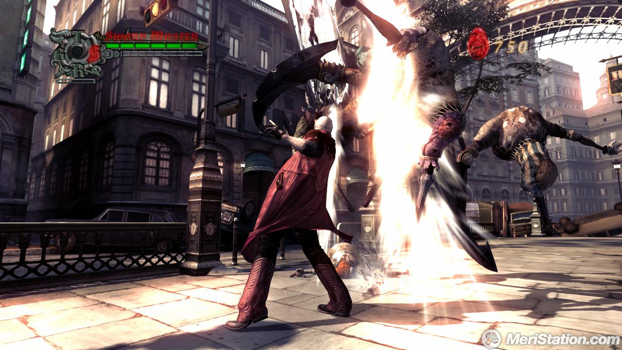 Devil May Cry 3 (Xbox 360)